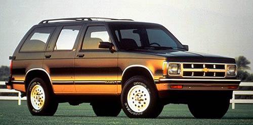 Chevrolet Blazer 1992