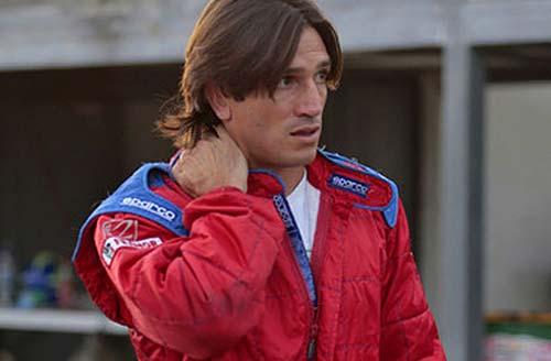 Buen debut de Bruno Marioni con el buzo antiflama