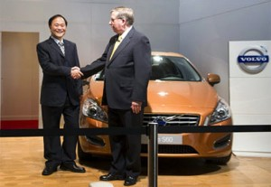Geely compró Volvo