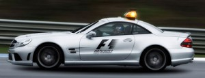 Mercedes-Benz SL63 AMG Safety Car 2008