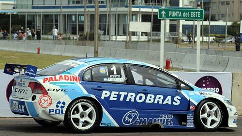 Pechito ganó en el callejero de Punta del Este