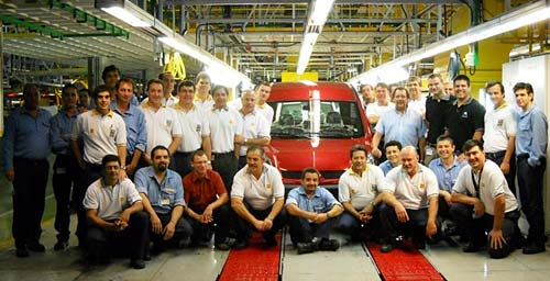 Renault Kangoo en Monoflux