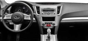 Subaru All New Legacy 2010