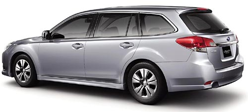 Subaru All New Legacy TW 2010