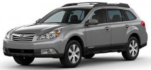 Subaru All New Outback 2010