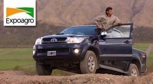 Toyota en ExpoAgro 2010