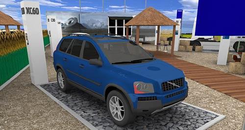 Volvo en Expoagro 2010