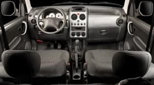El nuevo interior de la Citroën Berlingo 2010.