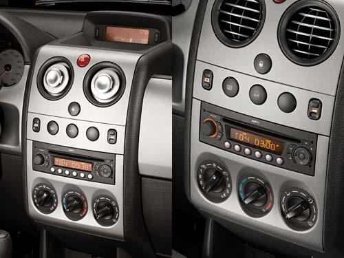 El renovado interior de la Citroën Berlingo.