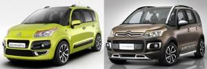 Comparación del C3 Picasso y el Aircross - Cosas de Autos