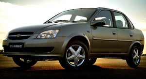 Nuevo Chevrolet Classic