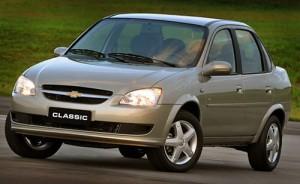 Nuevo Chevrolet Corsa Classic