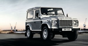 Land Rover Defender 2010
