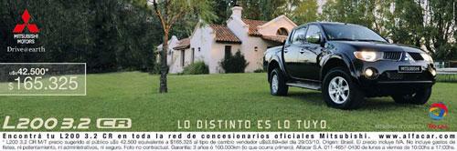 Mitsubishi L200 CR