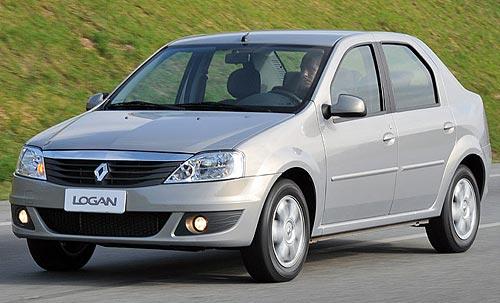 Renault Logan 2010