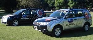 Subaru en el Endurance Challenge Argentina
