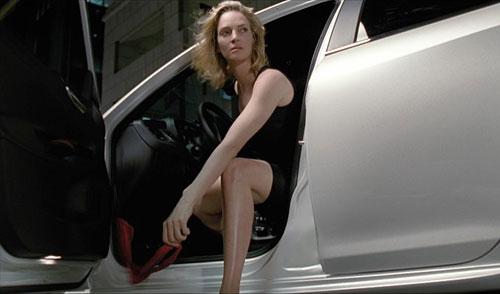 Uma Thurman en el comercial del Alfa Romeo Giulietta