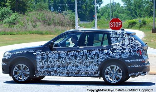 Mula del BMW X3 2011