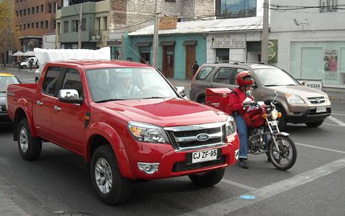 El patentamiento de autos 0 Km. crece en Chile.