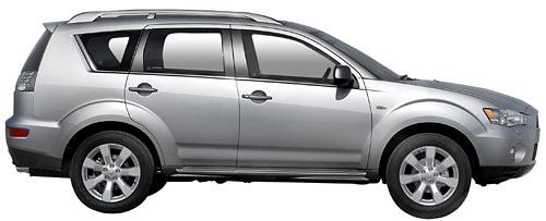 Mitsubishi Outlander 2010