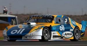 La Chevy de TC de Pechito López que luce la publicidad de Oil - Foto: ACTC
