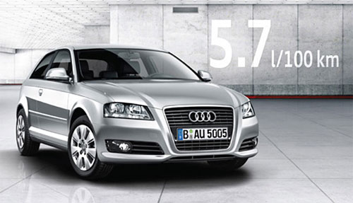 Audi suma la motorización 1.4 TFSI al A3