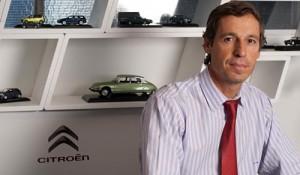 Luis María Basavilbaso, Director General de Citroen Argentina.