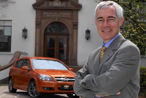 Jaime Ardila, presidente de GM Sudamérica