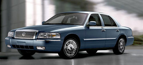 Mercury Grand Marquis.