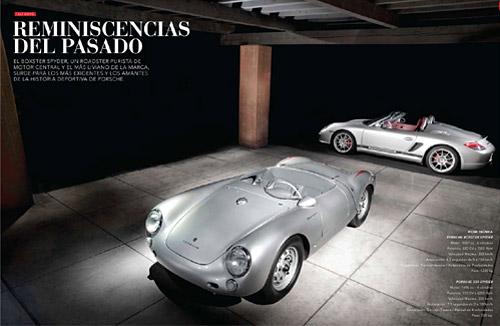 Revista Porsche Argentina número 1