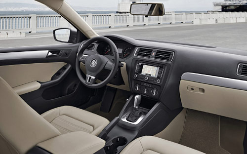 Nuevo Volkswagen Jetta 2011