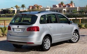 Nueva Volkswagen Suran 2010
