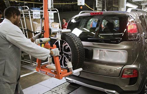 Se inició la producción del Citroen C3 Aircross.
