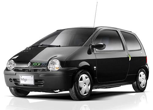 Renault Twingo XBOX 360°