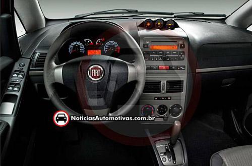 Fiat Idea Adventure 2011. Fiat Idea Adventure 2011