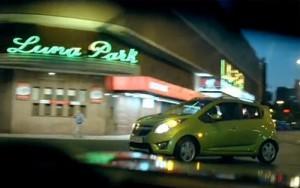 Chevrolet Spark en el Luna Park