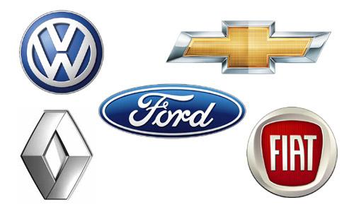 Top Five de marcas de Argentina