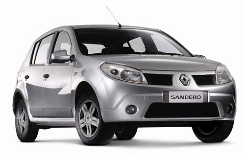 Renault Sandero Get Up
