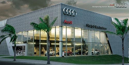 Audi Terminal en Córdoba
