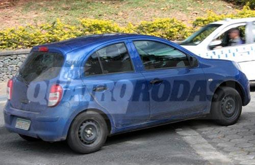 Nissan Micra - Foto: Quatro Rodas