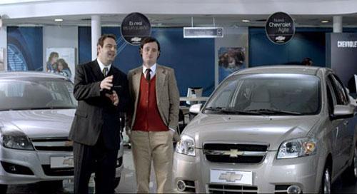 Beneficios para refamosos de Chevrolet