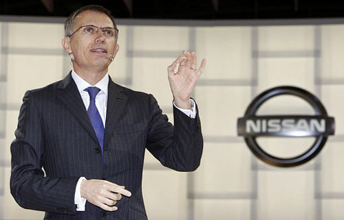 Carlos Tavares, presidente de Nissan Americas