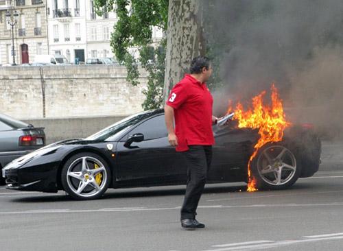 Ferrari llama a revisió 1.248 458 Italia