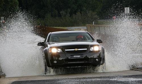 Chevrolet Omega Fittipaldi