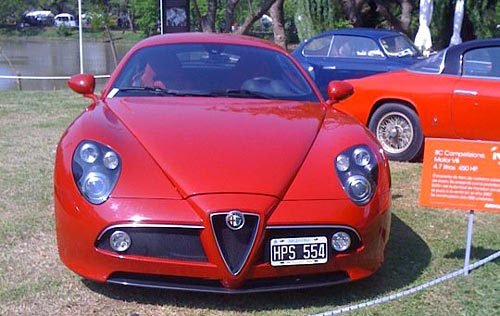 Alfa Romeo 8C Competizione en Autoclásica - Foto: para F. Cassino para Cosas de Autos