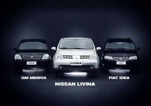"Nissan Livina - Comercial ""Desafío"""