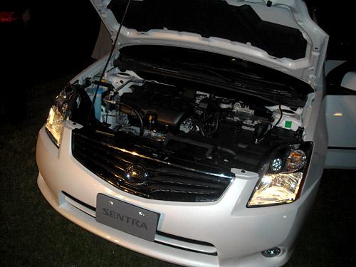 Presentación del Nissan Sentra - Foto: Cosas de Autos Blog
