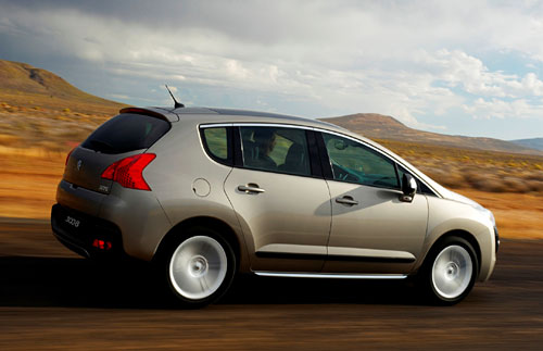 Peugeot 3008 Pack Video