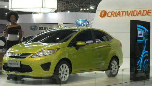 New Fiesta de Ford
