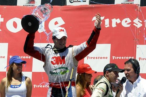 Agustín Canapino campeón del TC - Foto: ACTC